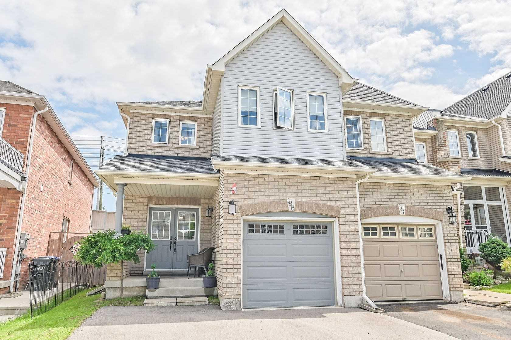 Tremendous 186 Albright Rd Brampton W4488357 Zoocasa Home Interior And Landscaping Palasignezvosmurscom