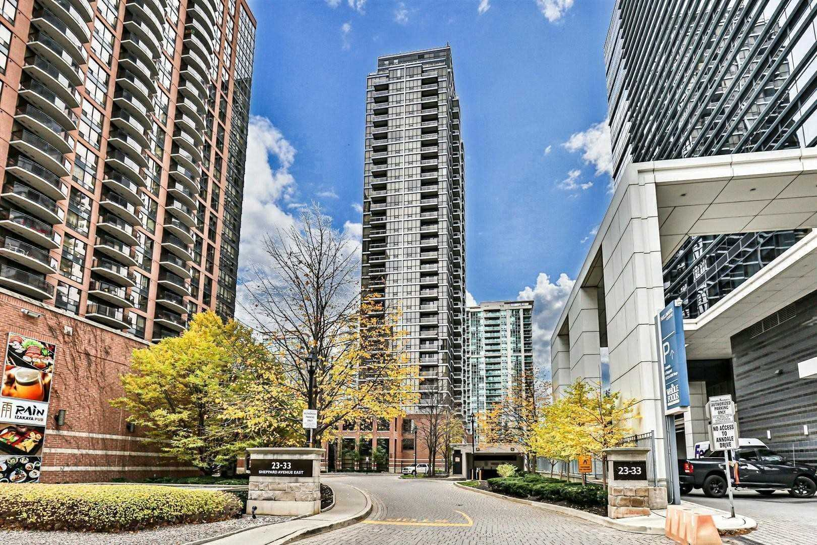 812 - 23 Sheppard Ave