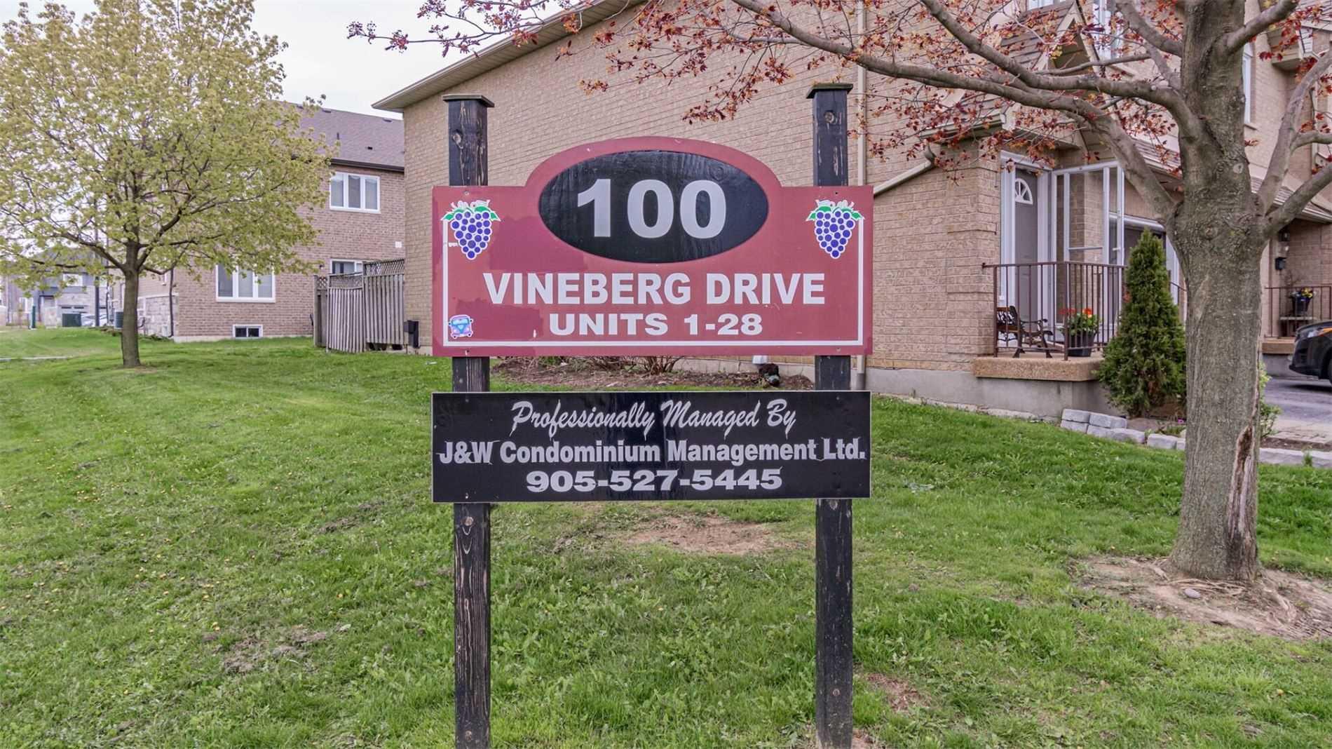 11 - 100 Vineberg Dr