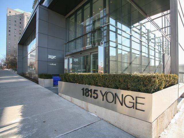 Th 105 - 1815 Yonge St