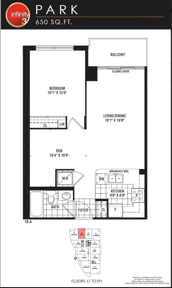 2803 - 19 Grand Trunk Cres