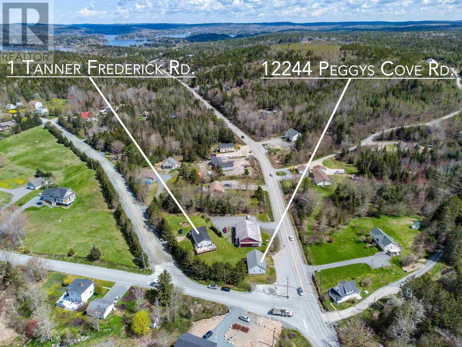 12244 Peggy's Cove Road|1 Tanner Frederick Road