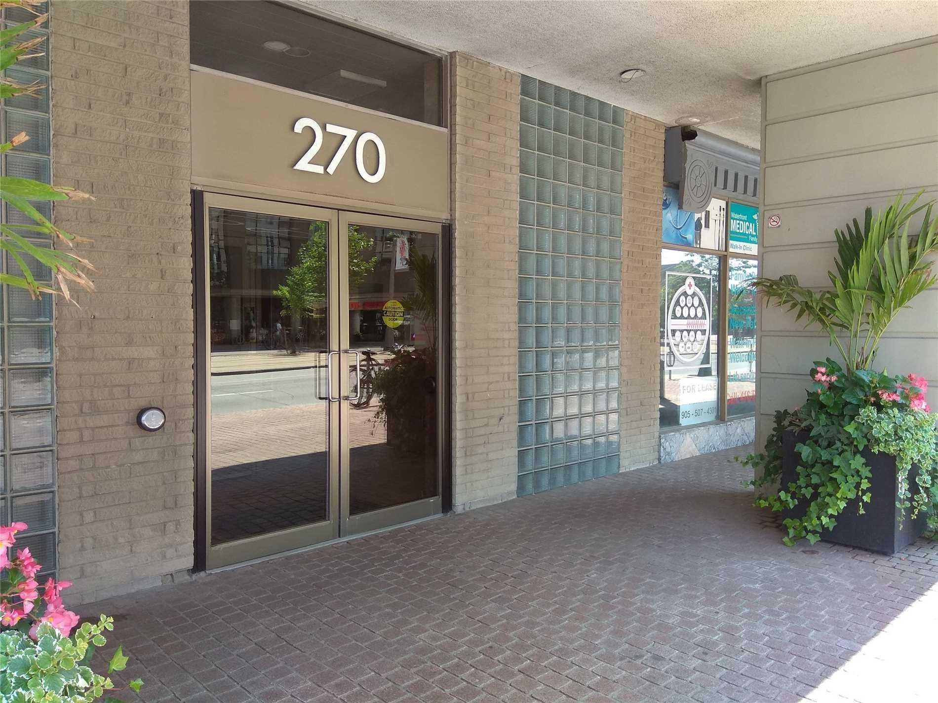 2304 - 270 Queens Quay Blvd W Blvd W