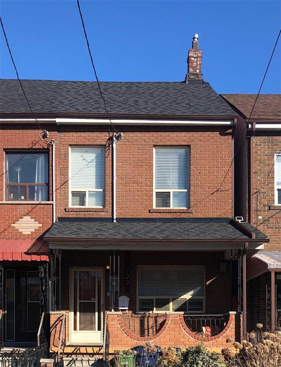 Unit 1 - 722 Richmond St W